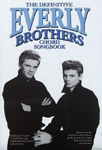 Omslagsbild: The definitive Everly Brothers chord songbook av