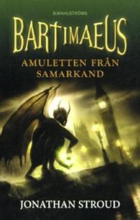 Omslagsbild  Amuletten från Samarkand av 8815653c97169