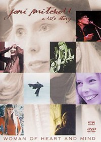 Omslagsbild: Joni Mitchell - woman of heart and mind av