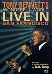 Omslagsbild: Tony Bennett's wonderful world - live in San Francisco av
