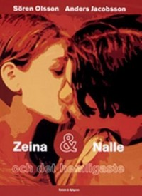 Zeina Nalle Och Det Hemligaste Stockholms Stadsbibliotek