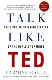 Omslagsbild: Talk like TED av