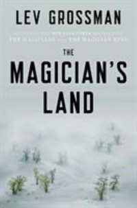 Book cover: The magician's land av