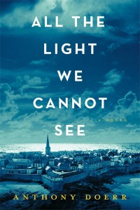 Book cover: All the light we cannot see av