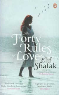 Omslagsbild: The forty rules of love av
