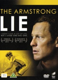 Omslagsbild: The Armstrong lie av