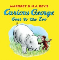 Omslagsbild: Margret & H. A. Rey's Curious George goes to the zoo av