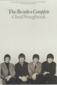Omslagsbild: The Beatles complete chord songbook av