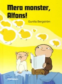 Book cover: Mera monster, Alfons! av