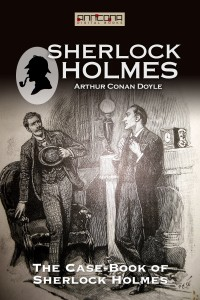 Omslagsbild: The case-book of Sherlock Holmes av
