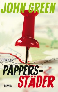Book cover: Pappersstäder av