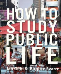 Book cover: How to study public life av