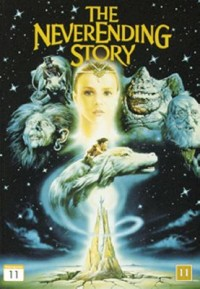 Omslagsbild: The never ending story av