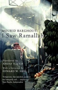 Book cover: I saw Ramallah av