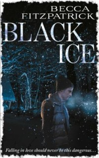 Omslagsbild: Black ice av