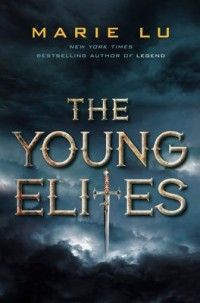 Omslagsbild: The young elites av