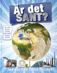 Cover art: Är det sant? by