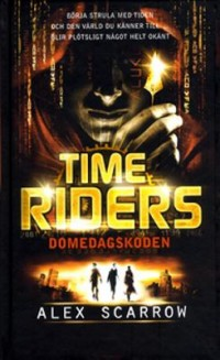 Book cover: Domedagskoden av