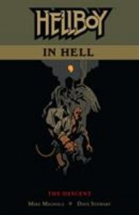 Omslagsbild: Hellboy in hell av