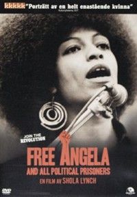 Omslagsbild: Free Angela and all political prisoners av