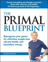Omslagsbild: The  primal blueprint av