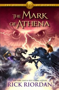 Omslagsbild: The mark of Athena av