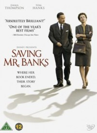 Omslagsbild: Saving Mr. Banks av