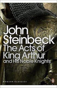 Omslagsbild: The acts of King Arthur and his noble knights av