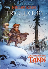 Book cover: Trollkrig av