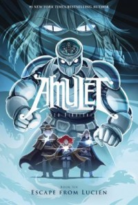 Book cover: Amulet av