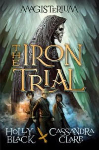 Omslagsbild: The iron trial av