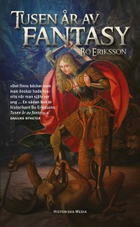 Book cover: Tusen år av fantasy av