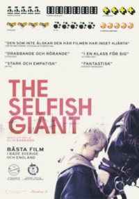 Omslagsbild: The selfish giant av