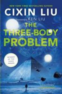 Omslagsbild: The three-body problem av