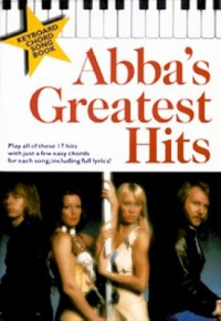 Omslagsbild: ABBA's greatest hits av