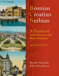 Omslagsbild: Bosnian, Croatian, Serbian, a textbook av