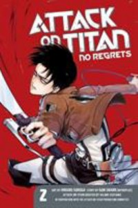 Omslagsbild: Attack on Titan: no regrets av