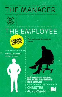 Omslagsbild: The manager & the employee av