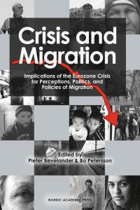 Omslagsbild: Crisis and migration av