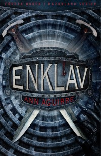 Book cover: Enklav av
