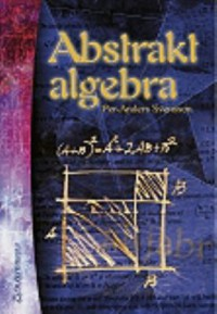 Book cover: Abstrakt algebra av
