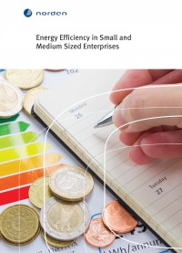 Omslagsbild: Energy efficiency in small and medium sized enterprises av