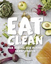 Omslagsbild: Eat clean av