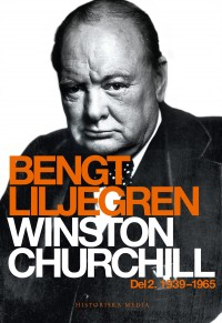 Book cover: Winston Churchill av