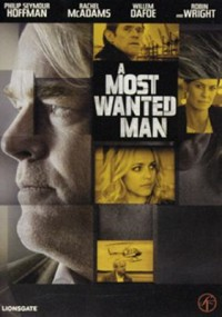 Omslagsbild: A most wanted man av