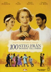 Omslagsbild: The hundred-foot journey av