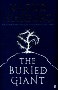 Book cover: The buried giant av
