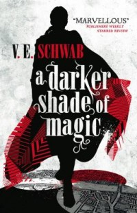 Omslagsbild: A darker shade of magic av