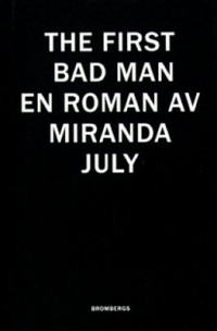 Omslagsbild: The first bad man av