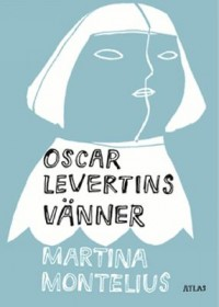 Book cover: Oscar Levertins vänner av
